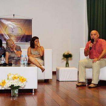 Rio Encontros 2017 - Mesa das Obras Sociais