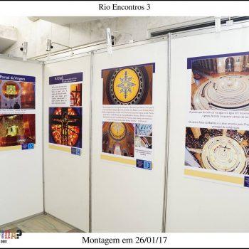 Rio Encontros 2017 - Montagem